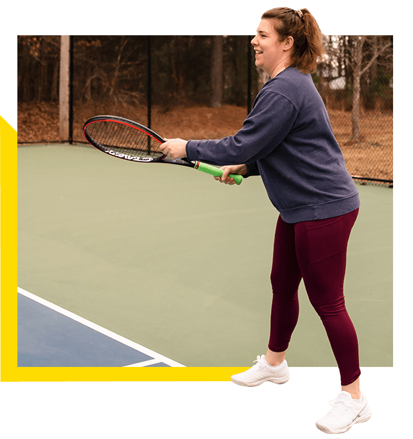 North Carolina Tennis Lessons