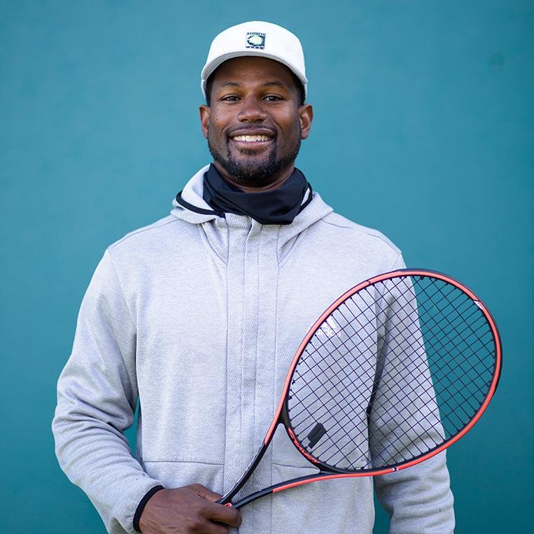 Warrick Taylor Tennis Coach